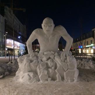 Umeå February 2015